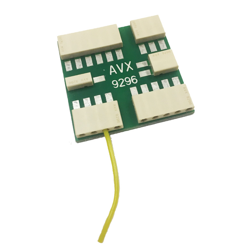 AVX ELCO; Low Profile Surface Mount Wire to Board Poke Home Connector