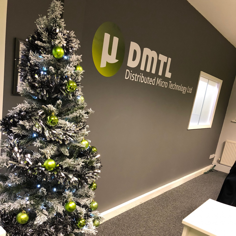 Merry Christmas from DMTL!
