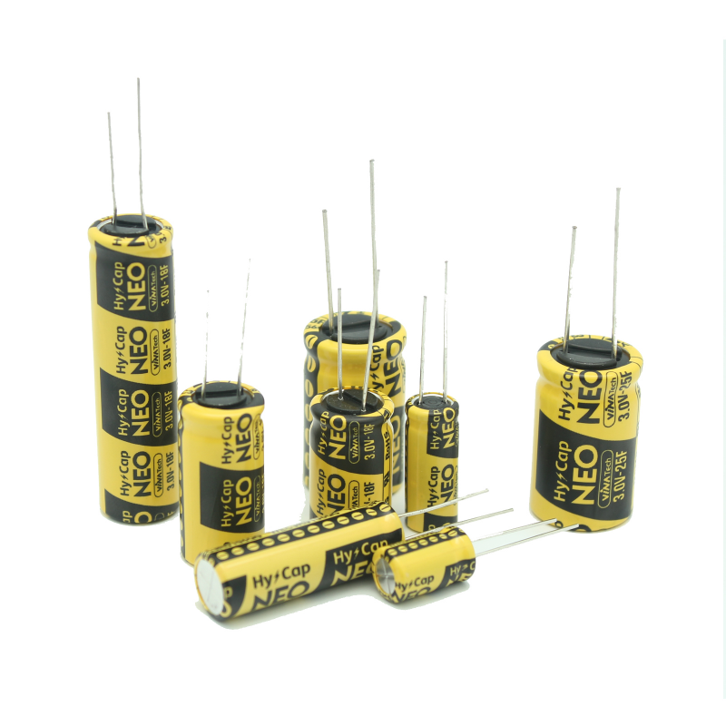 New Anti-Wetting EDLC Super Capacitor Solution