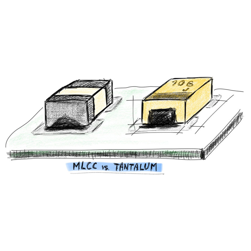 MLCC Replacement Options | Tantalum Chip Substitution