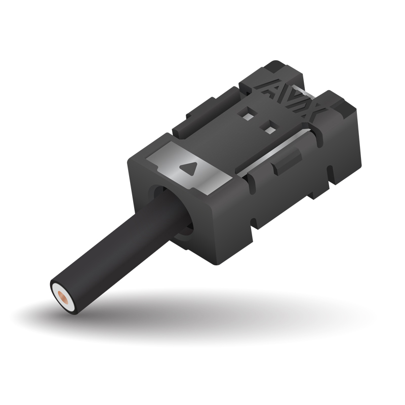 AVX Releases the First Wire-to-Board RF Coaxial IDC Connectors suitable for Industrial & Automotive