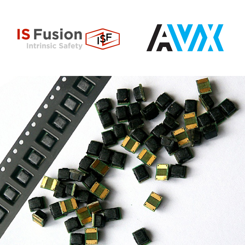 Low Current Intrinsically Safe Surface Mount Fuses - I S Fusion Extends ISF003 Product Range to 28mA