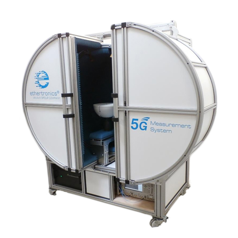 mmWave Mobile Anechoic Chamber / Measurement System for up to 75GHz